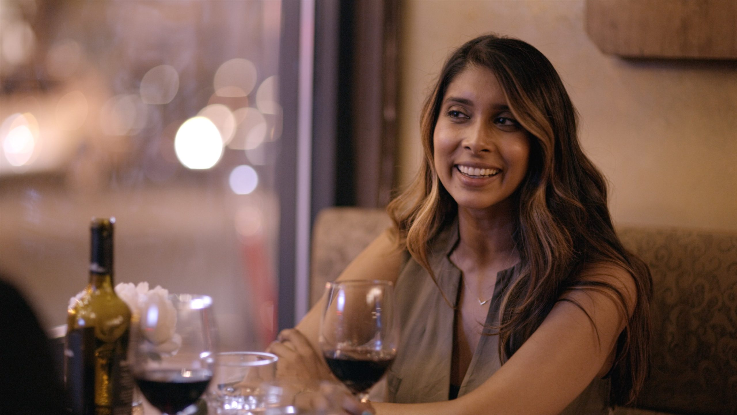 A New Jersey-based single millennial featured on Indian Matchmaking